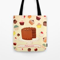 I Bake Your Pardon! Tote Bag