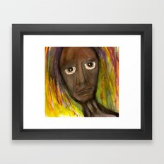On Streets That Clean Th… Framed Art Print