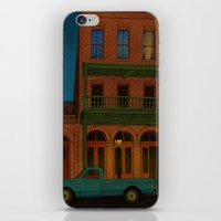 The Visitor iPhone & iPod Skin