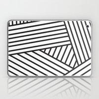 Optical Stripes Laptop & iPad Skin