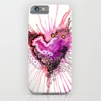 iPhone & iPod Case featuring Valentine by CSNSArt