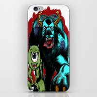 Mike & Sully... iPhone & iPod Skin
