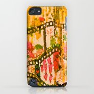 Flowers And Chains iPod touch Slim Case