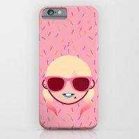 iPhone & iPod Case featuring Hipster by Ann Van Haeken