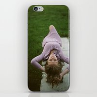 Grave Song iPhone & iPod Skin