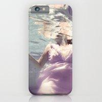Dive in Violet iPhone 6 Slim Case