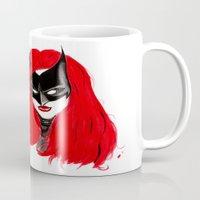 The Batwoman Mug