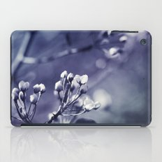 Spring in Black and White iPad Case