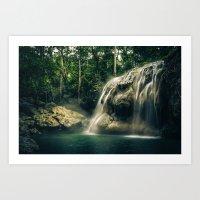Finca Paraíso, Guatemal… Art Print