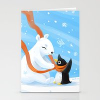Uncle Bear Stationery Cards