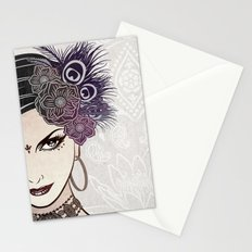 Belly Dance Stationery Cards