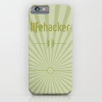 Essence of Lifehacker iPhone 6 Slim Case