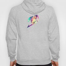 Galaxy Fairy Tail Logo Hoody