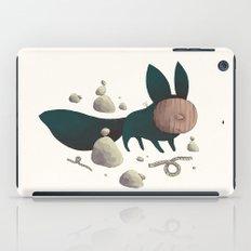 le fennec masqué  iPad Case