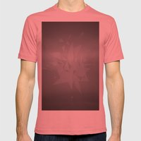 Trixplosion Mens Fitted Tee Pomegranate SMALL