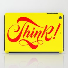 Think! iPad Case