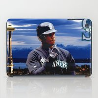 Ken Griffey Jr Seattle M… iPad Case