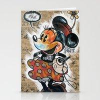 Minny-ot Stationery Cards