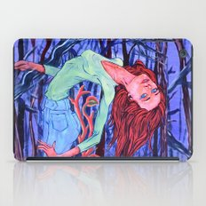 Midnight Dance with an Otter iPad Case