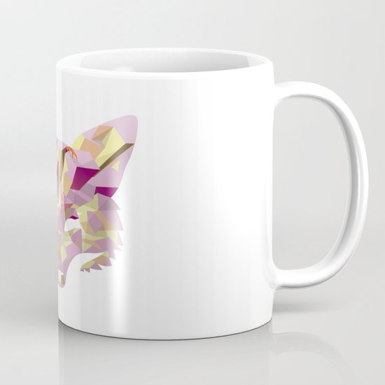 Land of fox Mug