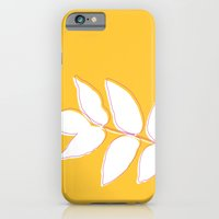 iPhone & iPod Case featuring STATIONERY CARD - Branch by Negative Space