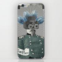 Sgt. Sputnik iPhone & iPod Skin