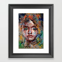 Eager Anticipation Framed Art Print
