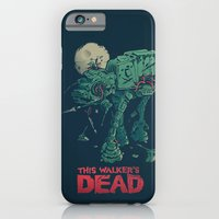 Walker's Dead iPhone 6 Slim Case