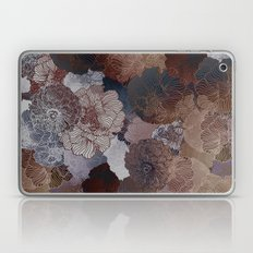 FLORAL EARTH Laptop & iPad Skin