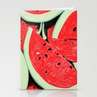 Watermelon, 2013. Stationery Cards