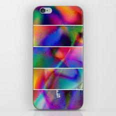 Aura Dream I (Five Panels Series) iPhone & iPod Skin