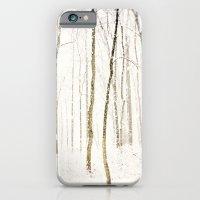 Snowy Trail iPhone 6 Slim Case