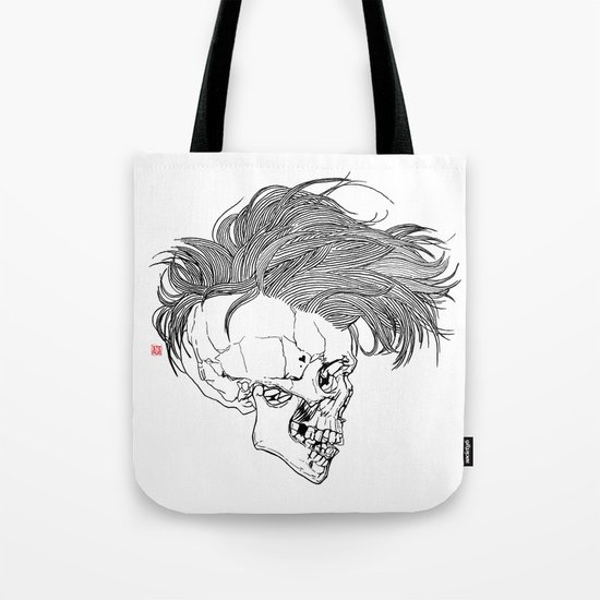 Death is New Punk Tote Bag