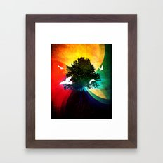 ETERNUS VINEA Framed Art Print