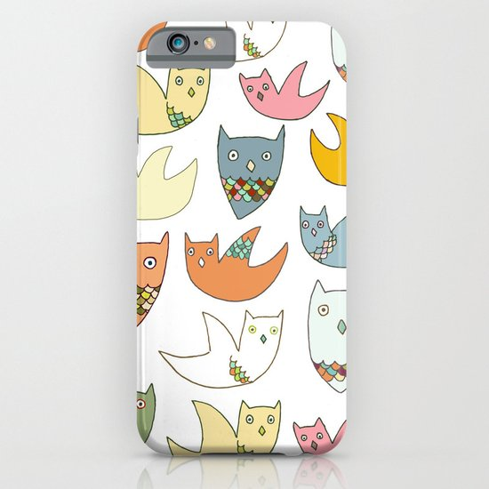 Owlz iPhone & iPod Case