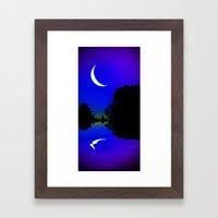 Mystic Moon 1 Framed Art Print