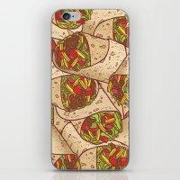 Burritos iPhone & iPod Skin