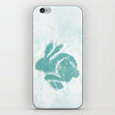 Snowbunny iPhone & iPod Skin