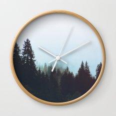 Washington Woodlands Wall Clock