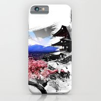 Japan - Fuji iPhone 6 Slim Case