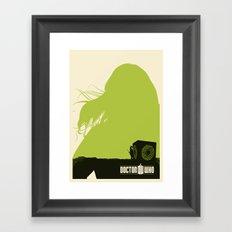 Amy Pond, Rory and Pandorica Framed Art Print