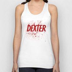 Dexter#01 Unisex Tank Top