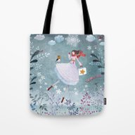Once Upon A Chilly After… Tote Bag