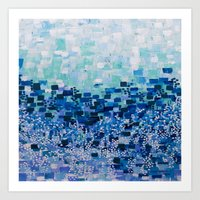 :: Compote of the Sea :: Art Print