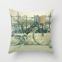 Day-Tripper Throw Pillow