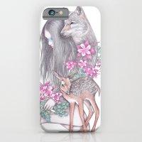 Forest Wanderer iPhone 6 Slim Case