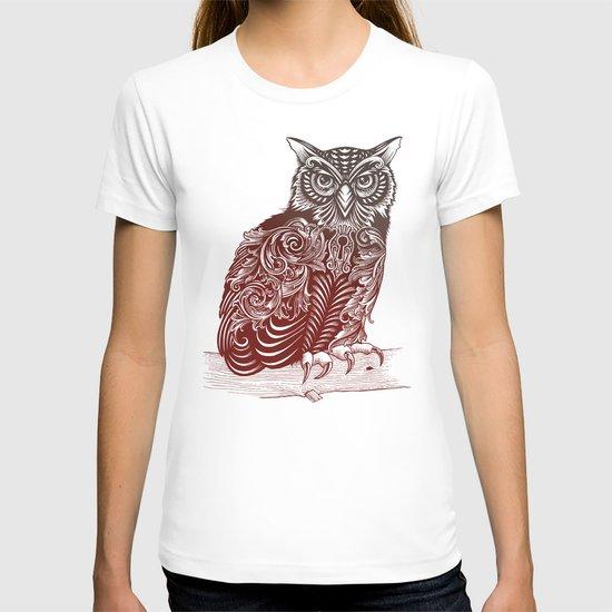 Most Ornate Owl T-shirt