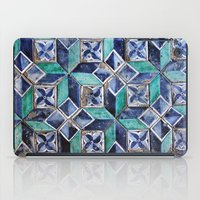 Tiling with pattern 3 iPad Case