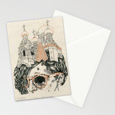 Head sanctuary Stationery Cards