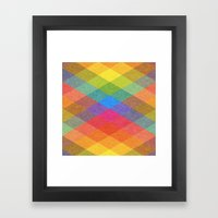 Hysteria En La Primavera… Framed Art Print